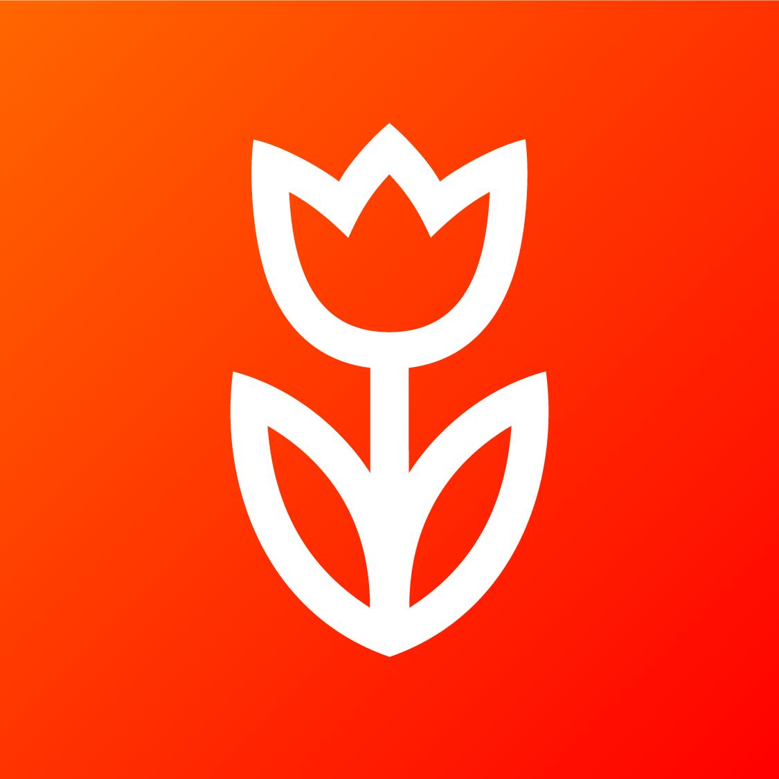 Логотип компании «Flowwow»