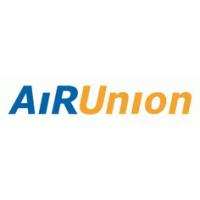 Логотип компании «AirUnion»