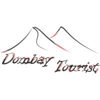 Логотип компании «Домбай-Турист»
