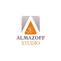 Логотип компании «Almazoff Studio»