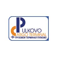 Логотип компании «Грузовой терминал Пулково»