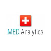 Логотип компании «Мед Аналитика»