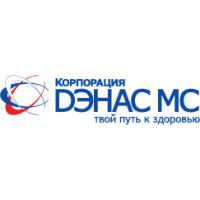 Логотип компании «ДЭНАС МС»