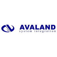 Логотип компании «Аваланд Системная Интеграция»