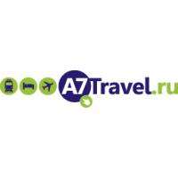 Логотип компании «А7 Трэвел»