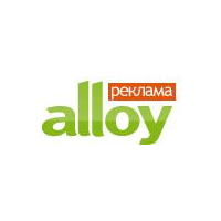 Логотип компании «Alloy Group»