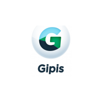 Логотип компании «Gipis»