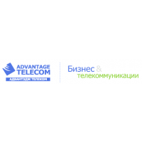 Логотип компании «АДВАНТЭДЖ ТЕЛЕКОМ»