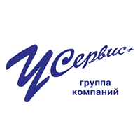 Логотип компании «У Сервис+»