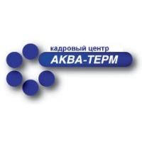 Логотип компании «Аква-Терм»