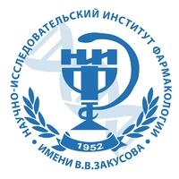 Логотип компании «НИИ фармакологии им. В. В. Закусова РАМН»
