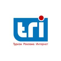 Логотип компании «Т-Р-И: Туризм-реклама-Интернет»