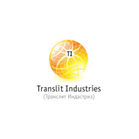 Логотип компании «Транслит Индастриз»