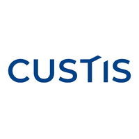Логотип компании «CUSTIS»