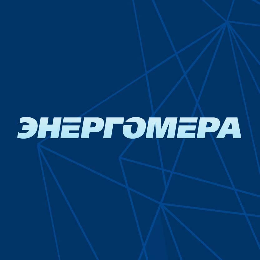 Логотип компании «Энергомера»