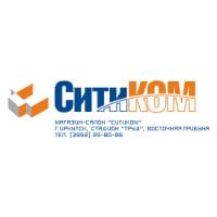 Логотип компании «СитиКомп»
