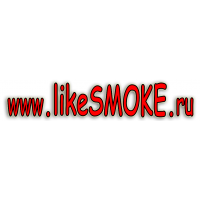 Логотип компании «LikeSMOKE»