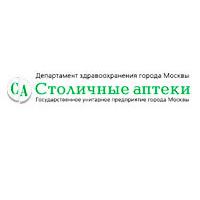 Логотип компании «Столичные аптеки»