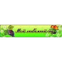 Логотип компании «ЛПХ Салминых Мой любимый сад»