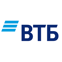 Логотип компании «Банк ВТБ»