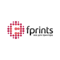 Логотип компании «fprints»