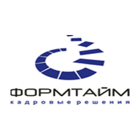 Логотип компании «Формтайм Персонал»
