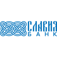 Логотип компании «Банк СЛАВИЯ»