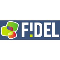 Логотип компании «Fidel Solutions»