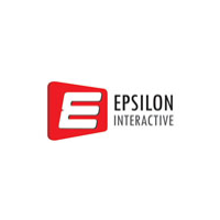 Логотип компании «Epsilon interactive»