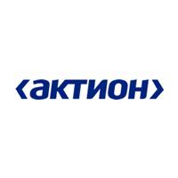 Логотип компании «Актион-медиа»