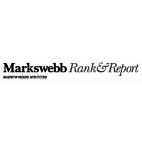 Логотип компании «Markswebb Rank & Report»