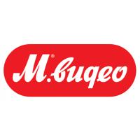 Логотип компании «М.Видео»