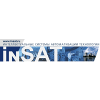 Логотип компании «ИнСАТ»