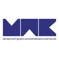 Логотип компании «Международная алюминиевая компания»