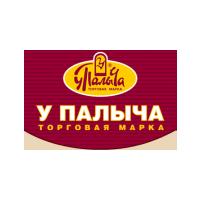 Логотип компании «У Палыча»