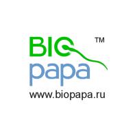 Логотип компании «БиоПапа»