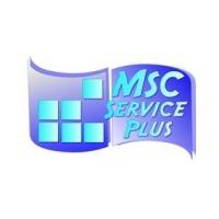 Логотип компании «МСК - сервис плюс»