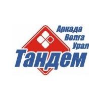 Логотип компании «Тандем-Урал»