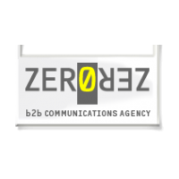 Логотип компании «Zero b2b communications agency»