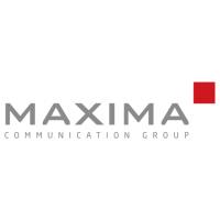 Логотип компании «MAXIMA»