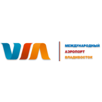 Логотип компании «Международный Аэропорт Владивосток»
