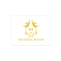 Логотип компании «Securitas Aurum»