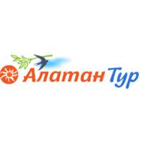 Логотип компании «АлатанТур»
