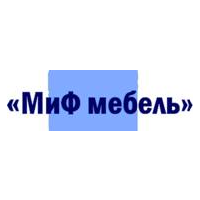 Логотип компании «МИФ мебель»