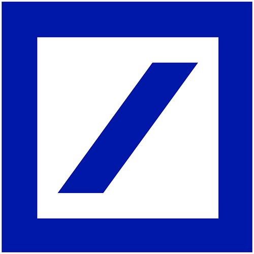 Логотип компании «Deutsche Bank»