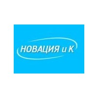 Логотип компании «Новация и К, партнеры по подбору персонала»