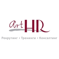 Логотип компании «Art-HR»