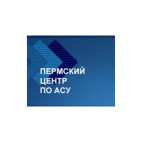 Логотип компании «Пермский центр по АСУ»
