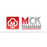 Логотип компании «Московская страховая компания»