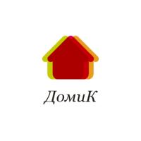 Логотип компании «Домик»